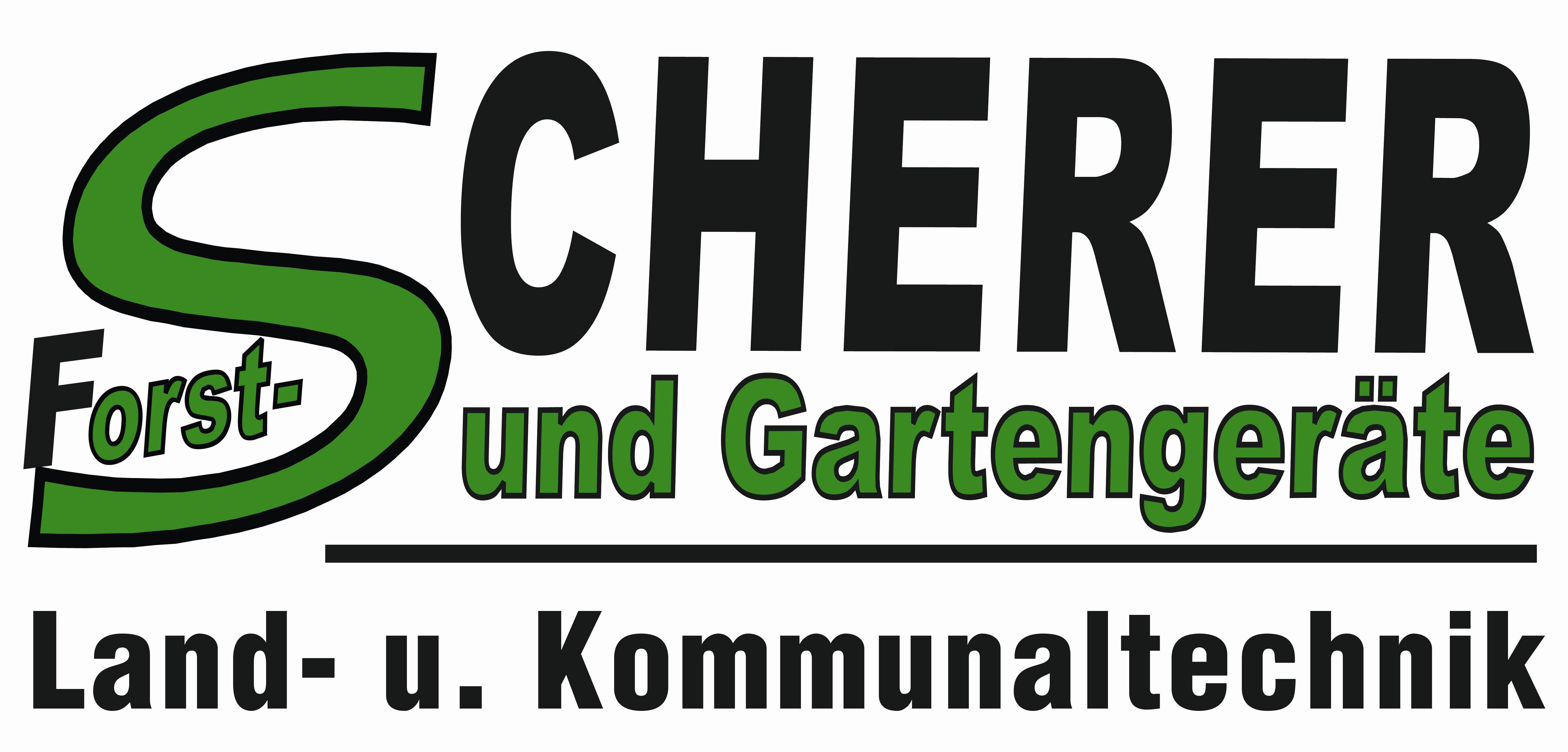 Philipp Scherer Forst-, Gartengeräte, Land und Kommunaltechnik